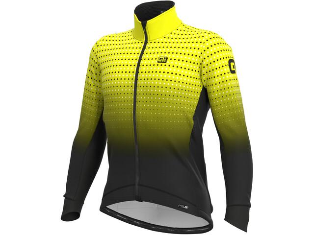 Alé Cycling PR-S Bullet DWR Stretch Veste Homme, black/fluo yellow